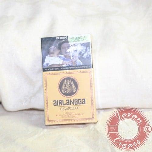 Cerutu Airlangga Cigarillos Pack-10