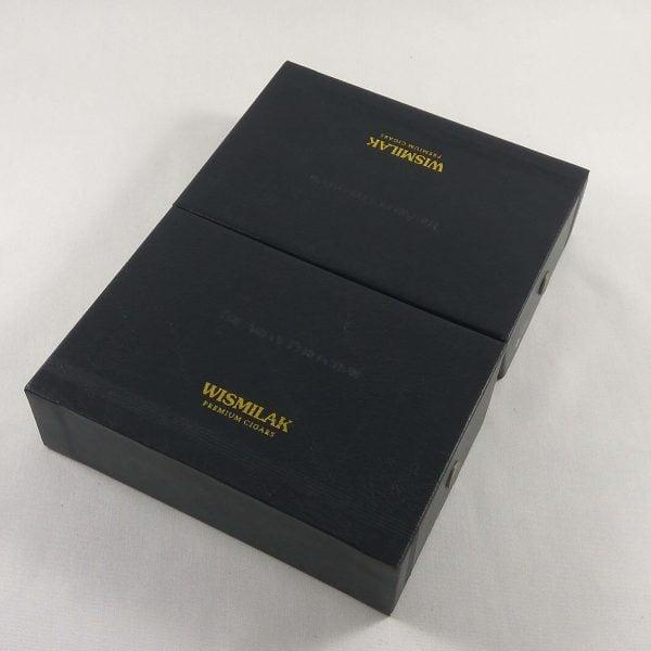 Wismilak Gift Box Paket Cerutu Premium Wismilak & Korek Api Torch