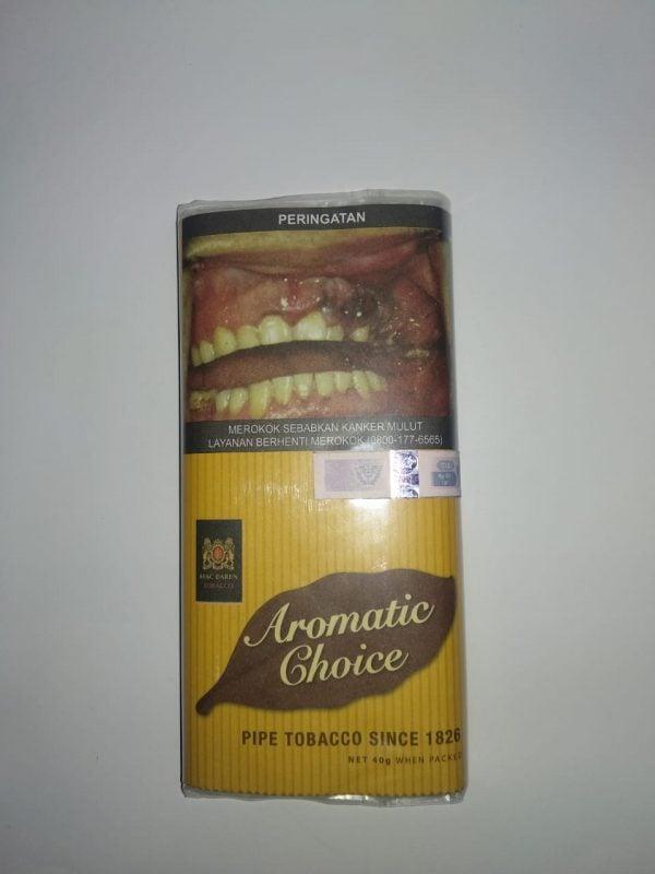 Mac Baren Aromatic Pipe (Pouch 40 gr)