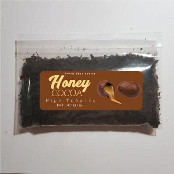 Javan Pipe Honey Cocoa (Bulk 40 g) - Tembakau Pipa Cangklong Tobacco