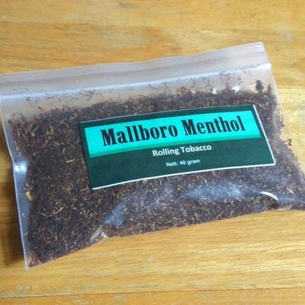 Tembakau Rokok Mallboro Menthol (Bulk 40 g) - Linting Tingwe Marlboro