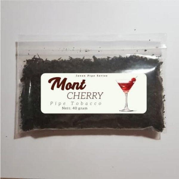 Javan Pipe Mont Cherry (Bulk 40 g) - Tembakau Pipa Cangklong Tobacco