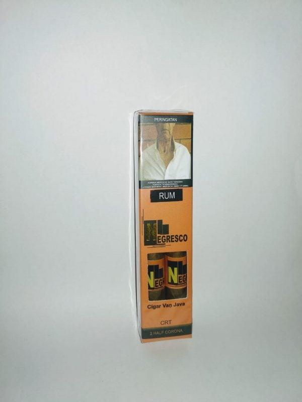 Negresco Half Corona Rum (Pack 2 Batang) Aroma Rum