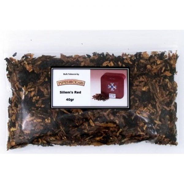Tembakau Pipa Sillem's Red Bulk 40 gr Pipe Tobacco